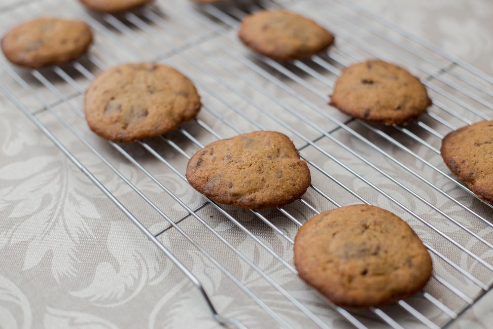 Receta galletas de chocolate chip - Jimena Agois 7