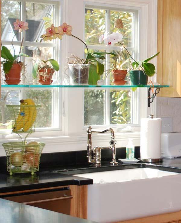 ideas para descongestionar la cocina - organizar la cocina