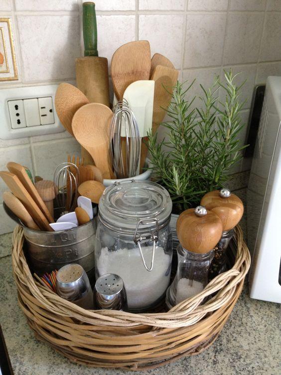 ideas para organizar la cocina 2