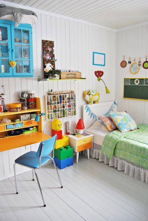 little boy's bedroom ideas - Ideas para la habitación de un niño pequeño 1