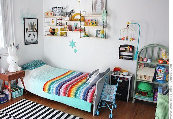 little boy's bedroom ideas - Ideas para la habitación de un niño pequeño 2