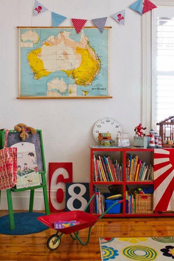 little boy's bedroom ideas - Ideas para la habitación de un niño pequeño 4
