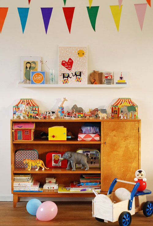 little boy's bedroom ideas - Ideas para la habitación de un niño pequeño