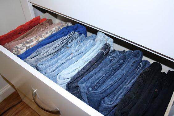 organización jeans