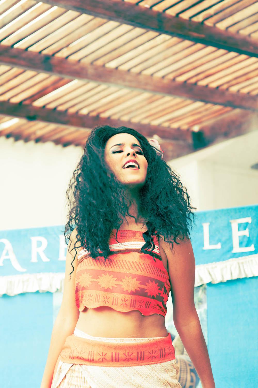 La Vida de Serendipity - Valentina cumple 5 - Moana Birthday party 3
