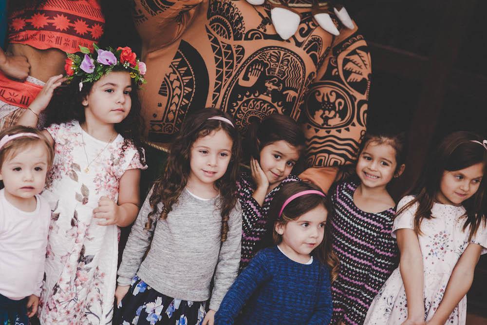 La Vida de Serendipity - Valentina cumple 5 - Moana Birthday party 6