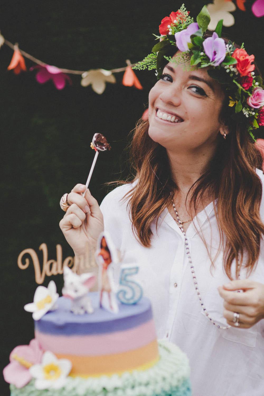 La Vida de Serendipity - Valentina cumple 5 - Moana Birthday party 8