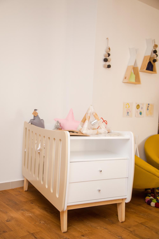 Petite Studio - Habitación Montesori 3