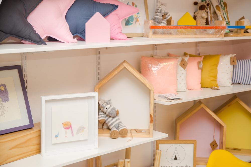 Petite Studio - La habitación del bebé