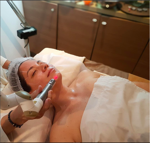 Laser Antiage Ybes Spa