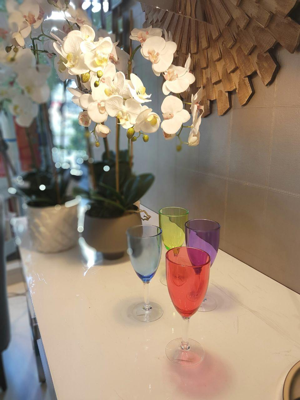 D&O Diseño y Objetos - Vasos de colores para la casa en verano