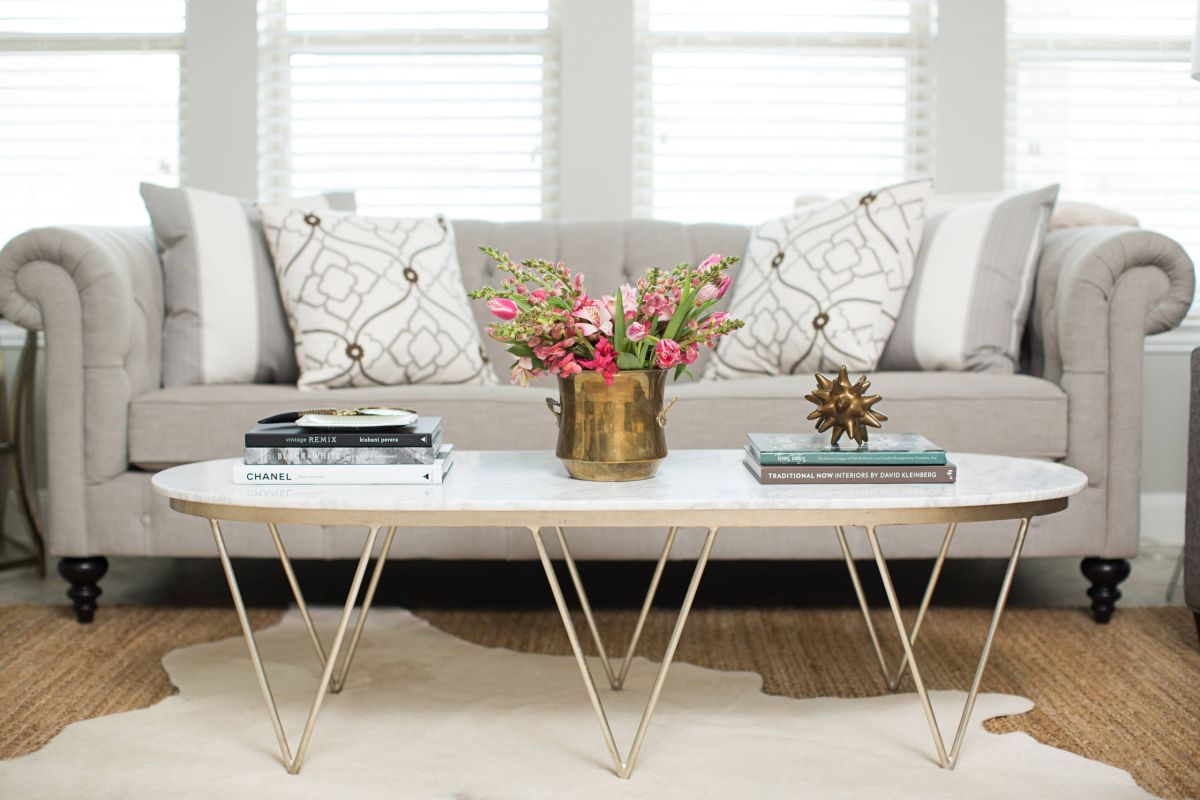The rule of three for styling and decor 5
