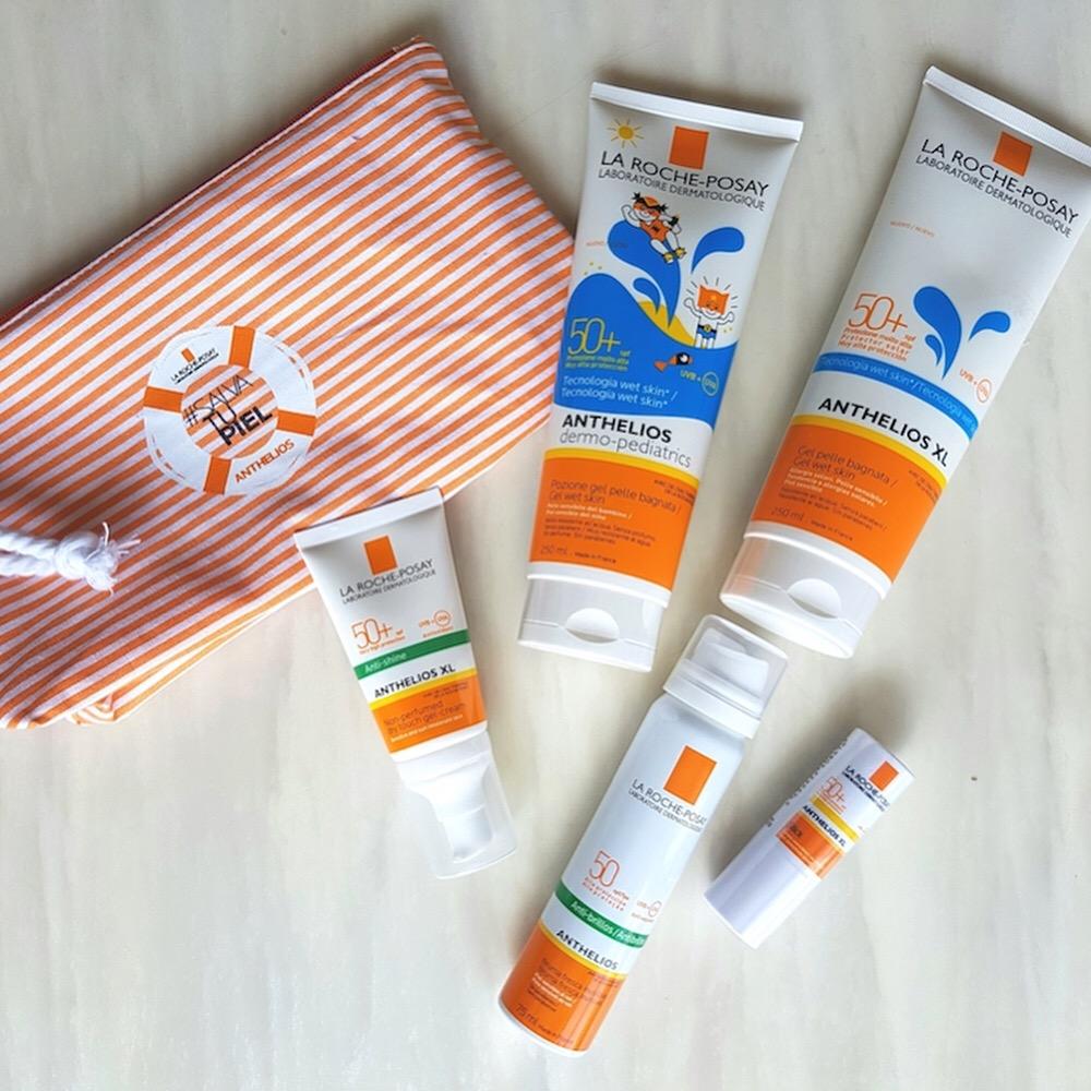 La Roche Posay Anthelios - Protector solar para toda la familia