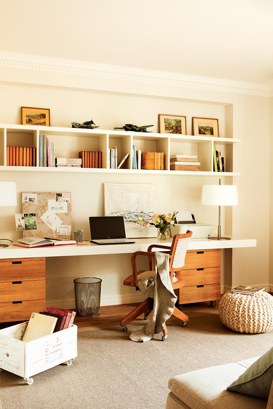 cómo tener una oficina en casa 2