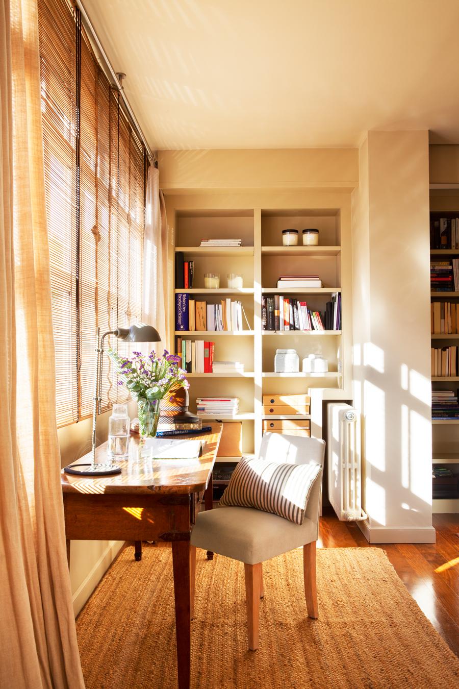 cómo tener una oficina en casa 5