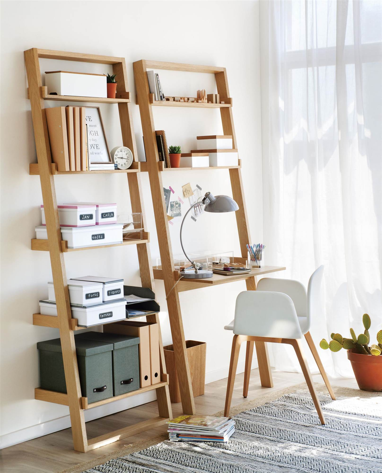 cómo tener una oficina en casa 7