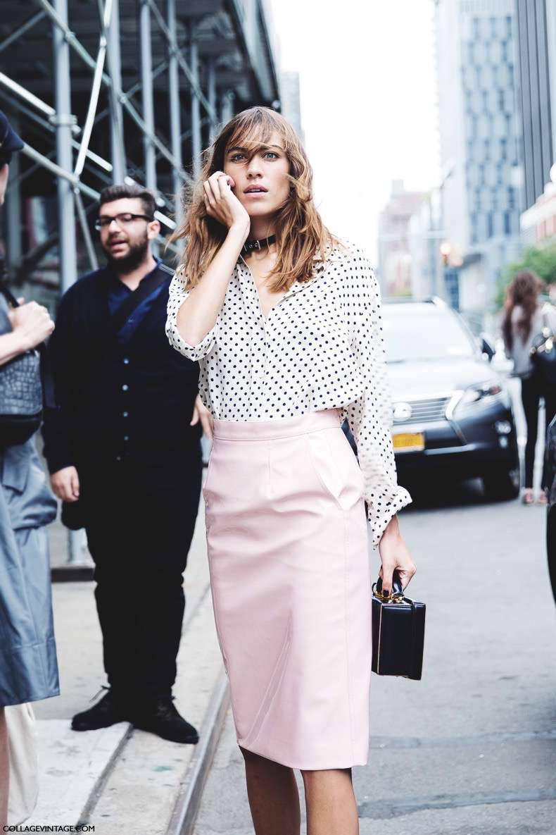 how to wear polka dots trend 2018 17