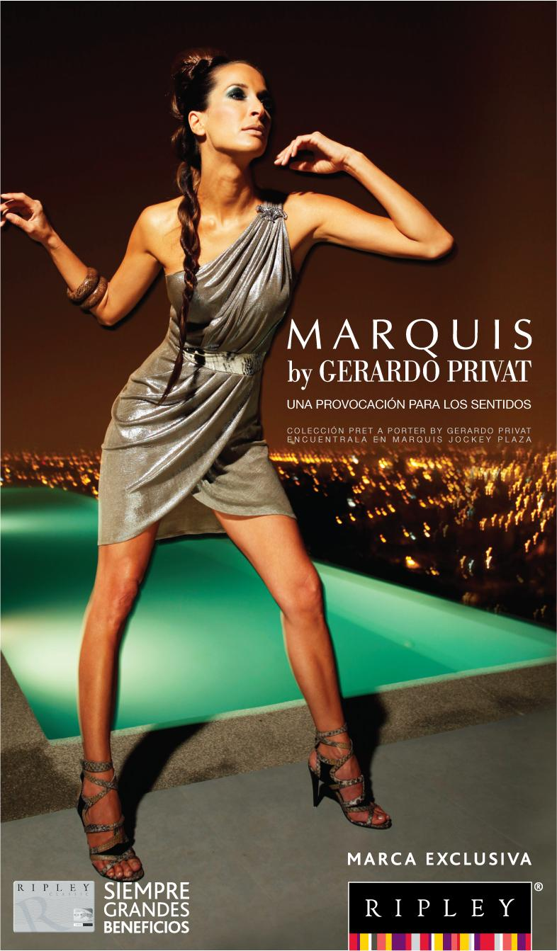 Marquis by Gerardo Privat