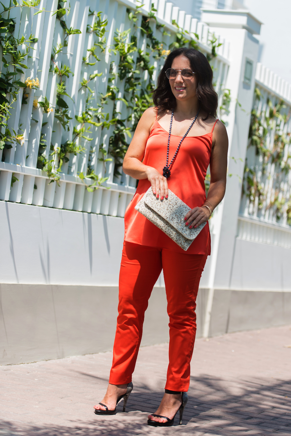 Olympia - Morphology - La Vida de Serendipity - Total Look color block