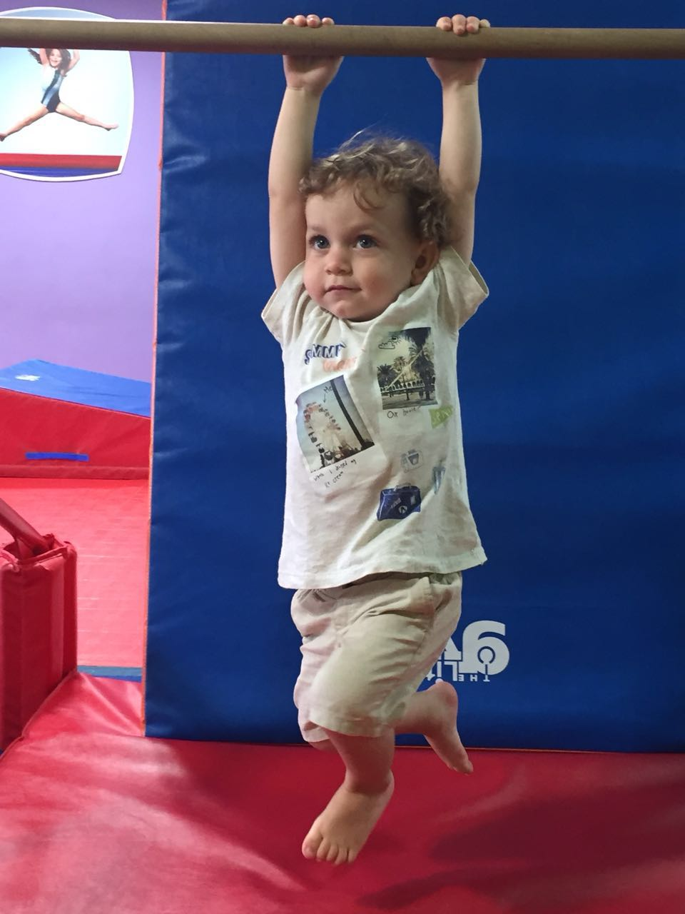 The Little Gym Gimnasia para bebes