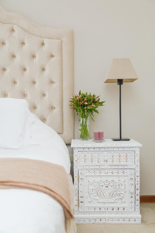la cama de serendipity - capitoné - muebles remodelados