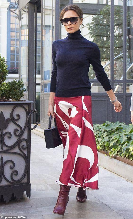 victoria Beckham style skirts 2