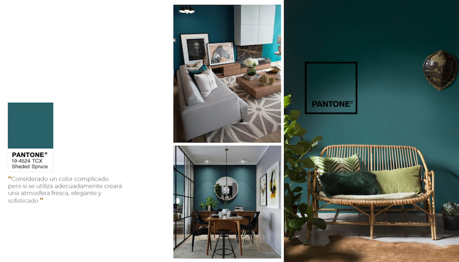 DecoStudio Color Trend 2018 decor 2