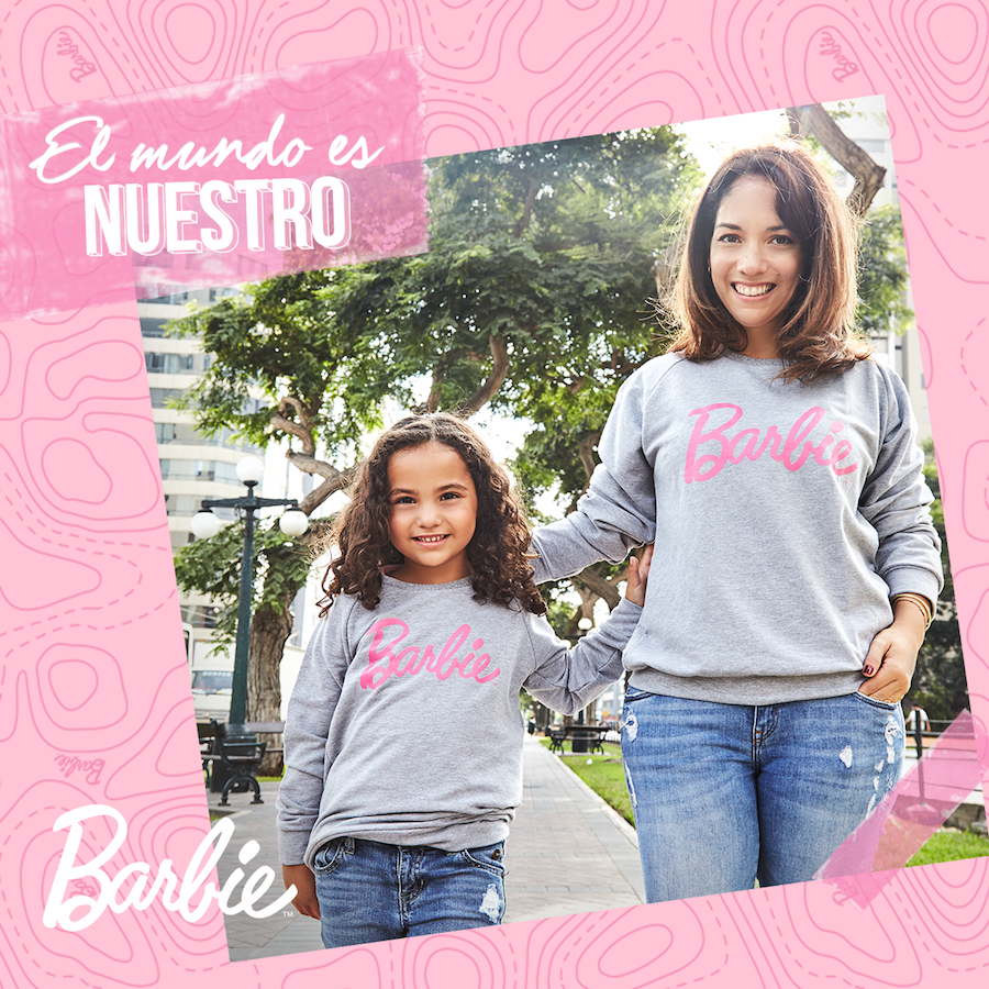 La vida de Serendipity - Barbie Clothing Line - Me and mini me 4