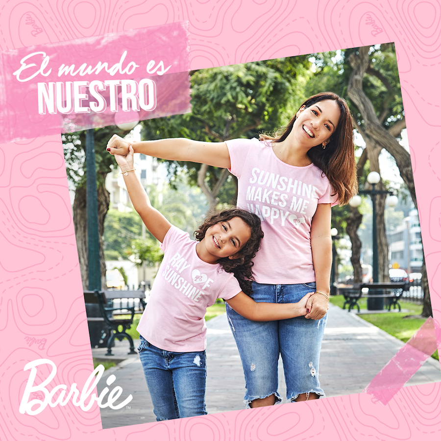 La vida de Serendipity - Barbie Clothing Line - Me and mini me 5