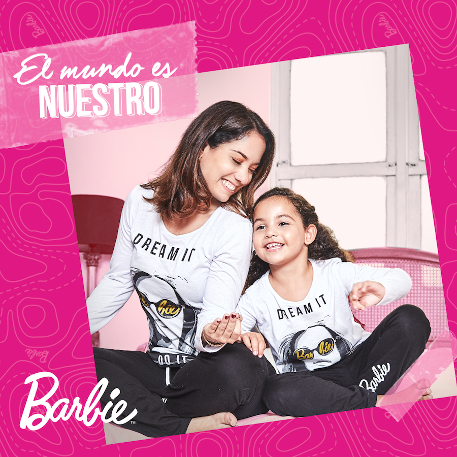 La vida de Serendipity - Barbie Clothing Line - Me and mini me 7