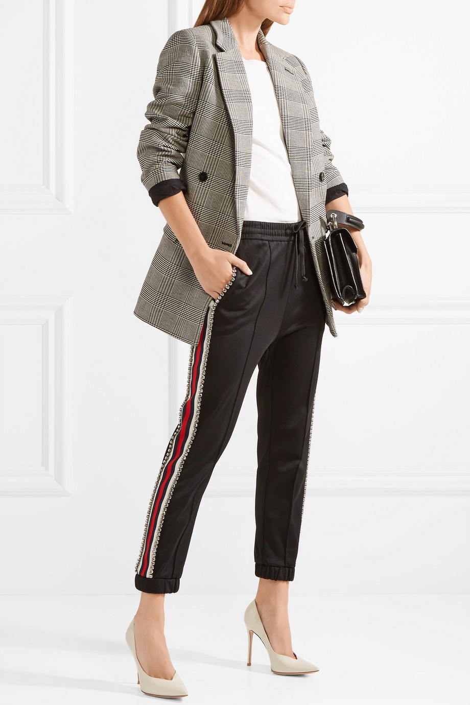 Track pants stella mccartney