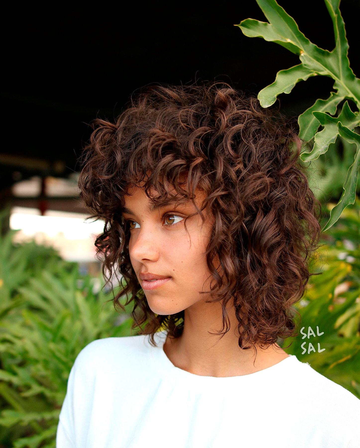 tendencias cabello rizos 2018