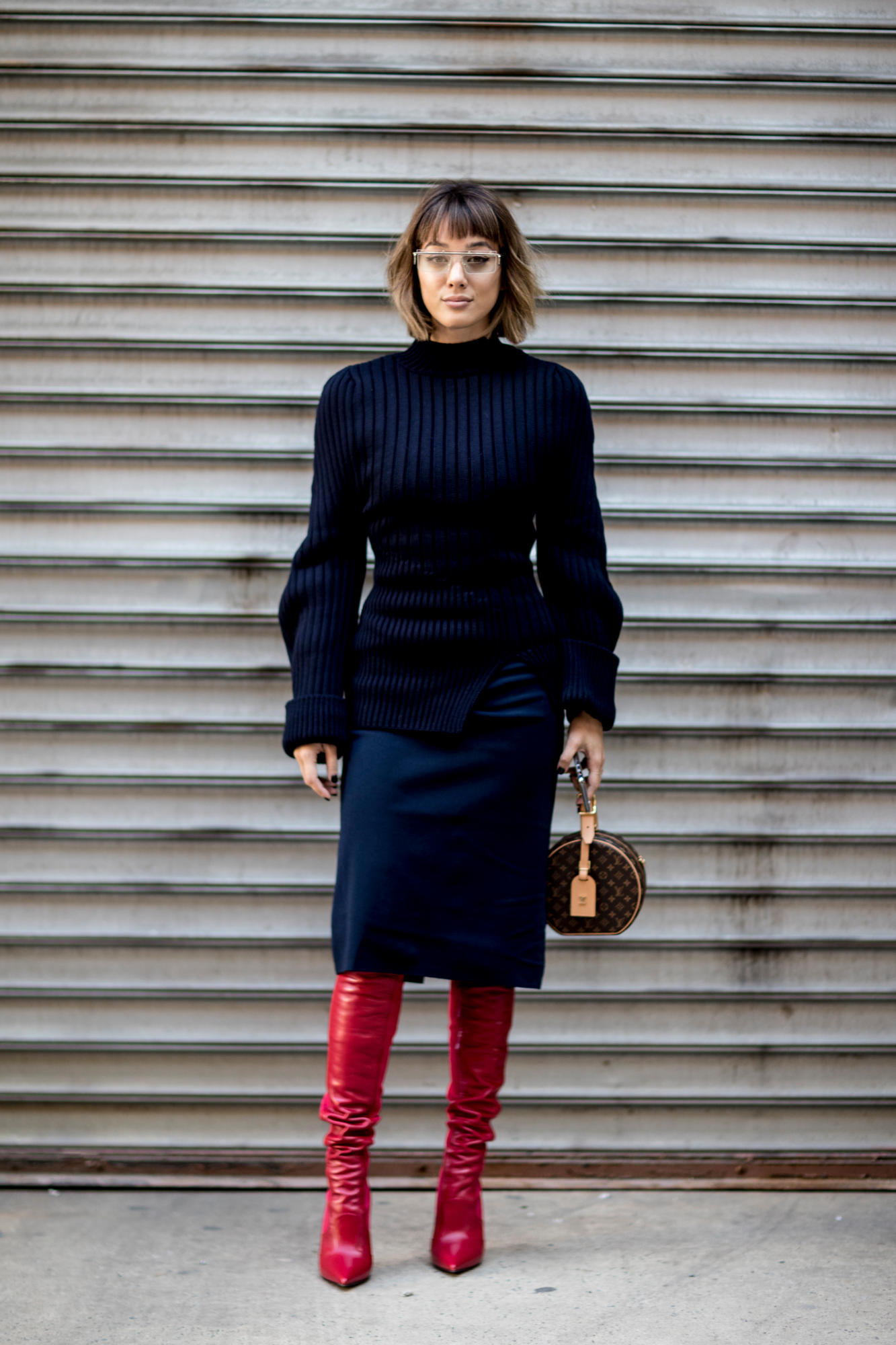 Fall 2018 streetstyle trend boots