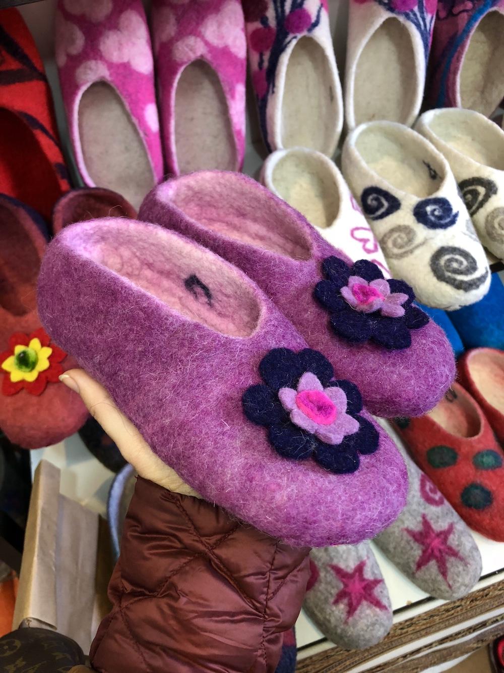 zapatos artesanales Urubamba