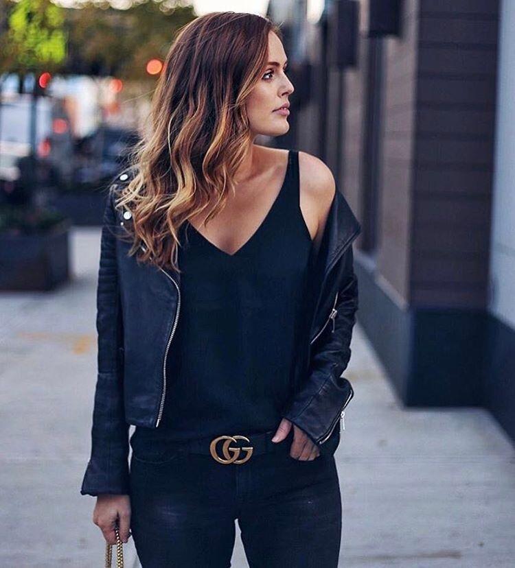 GG Street Style el cinturón 1