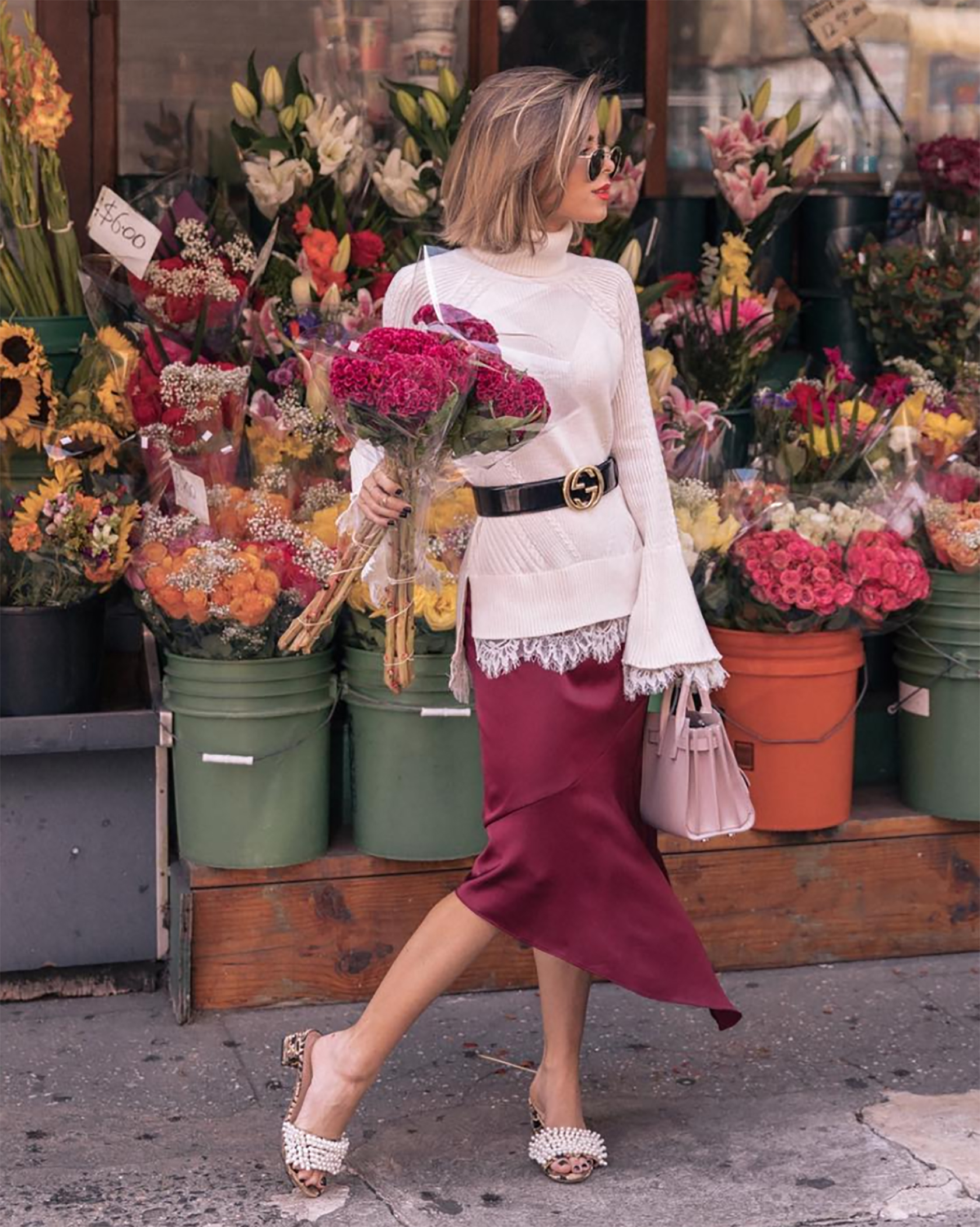 Sydne-Style-shows-the-best-fashion-week-blogger-street-style-with-silky-skirts-on-the-style-bungalow