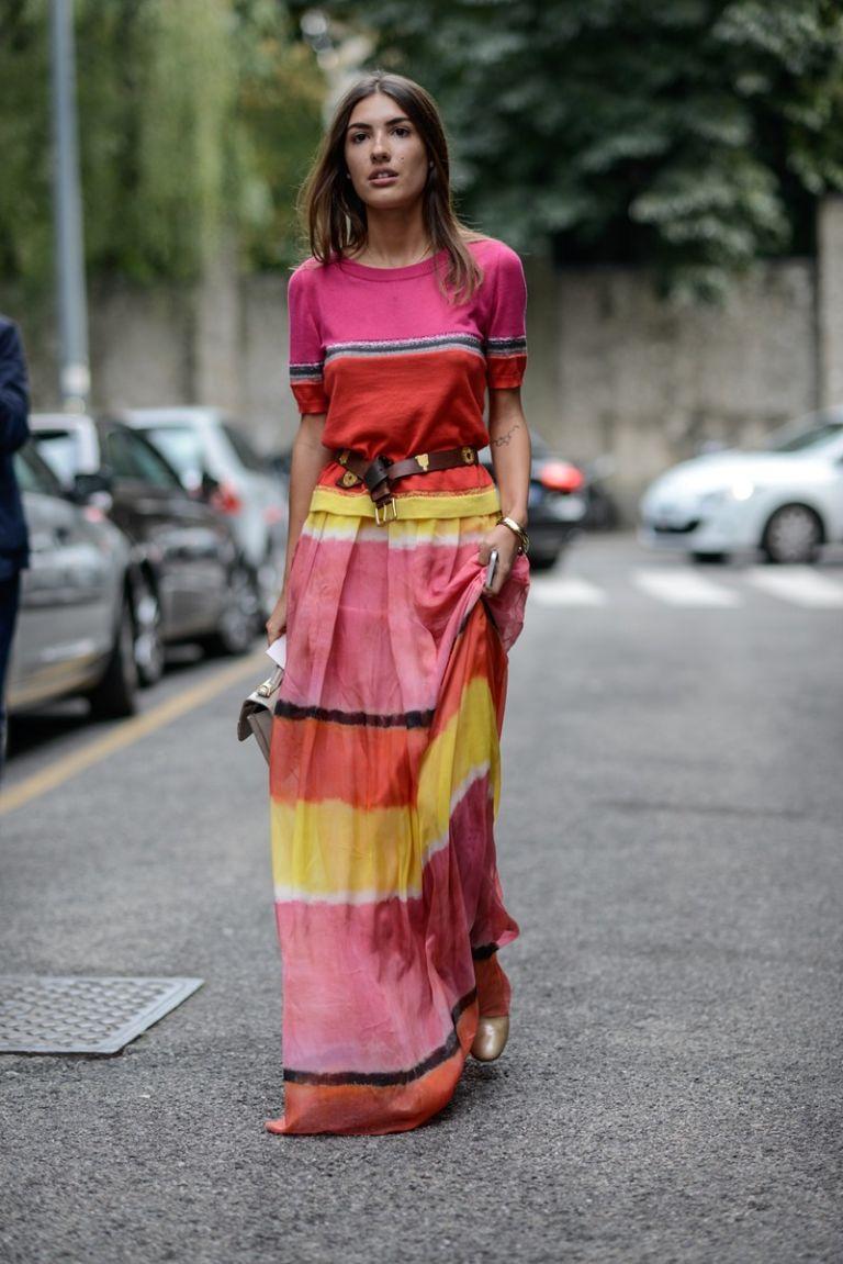 street style belt trend