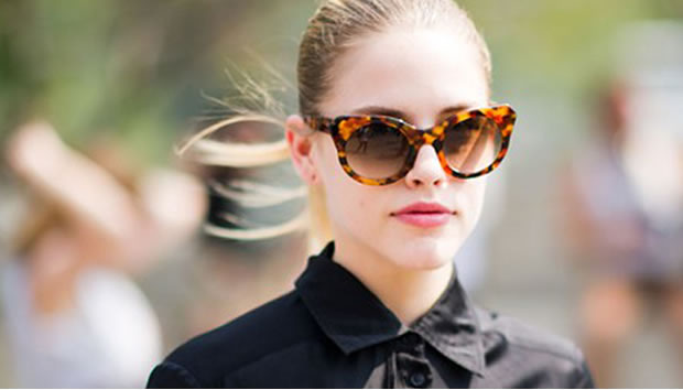 Tendencia Carey lentes