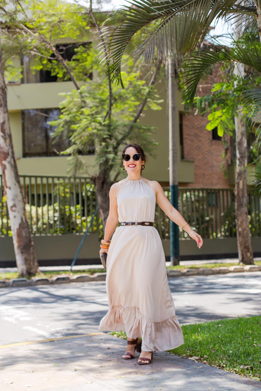 MiniMal - Maxi Dress Trend - La Vida de Serendipity 2