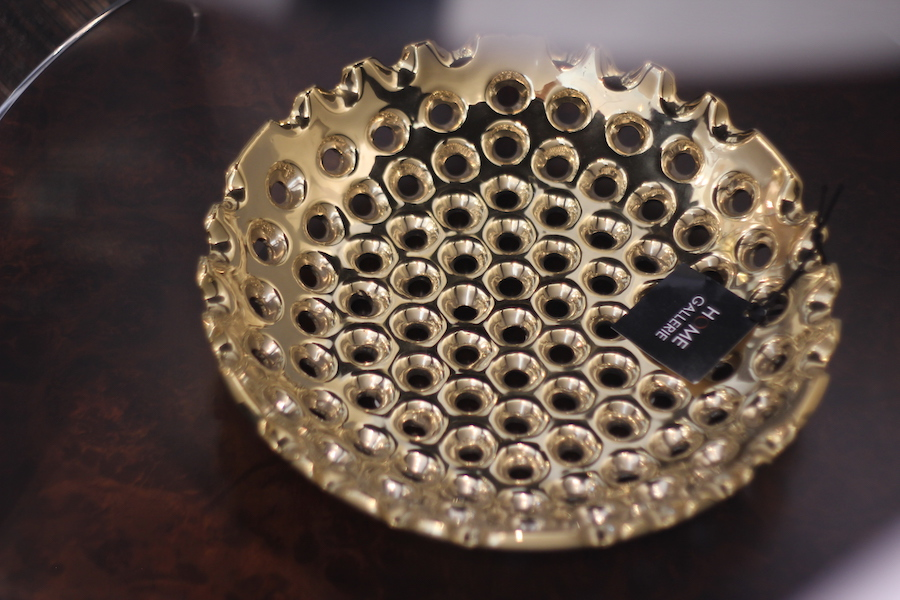 cómo decorar con dorado - adornos dorados para la casa 2