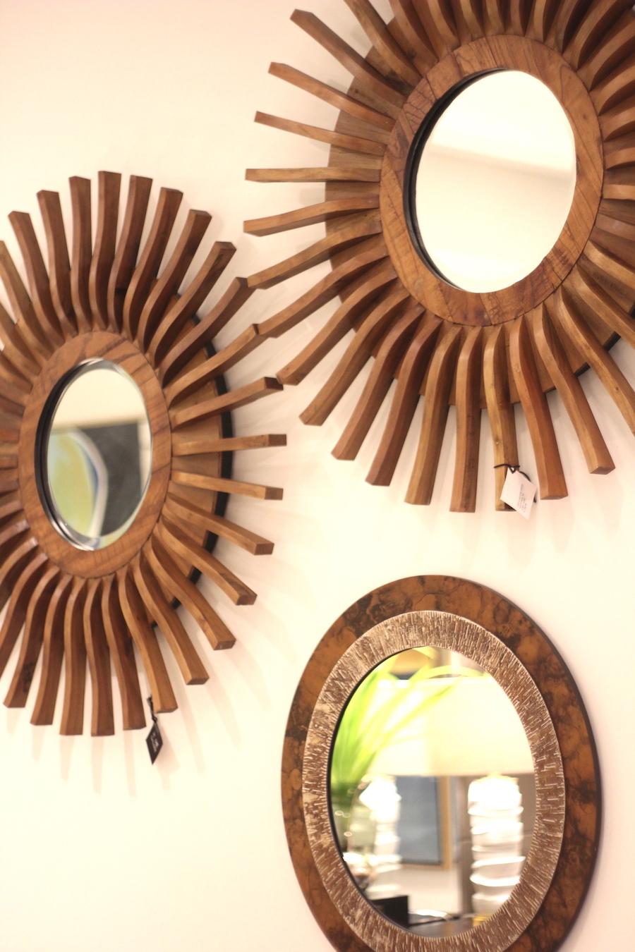 espejos de madera - Home Gallerie