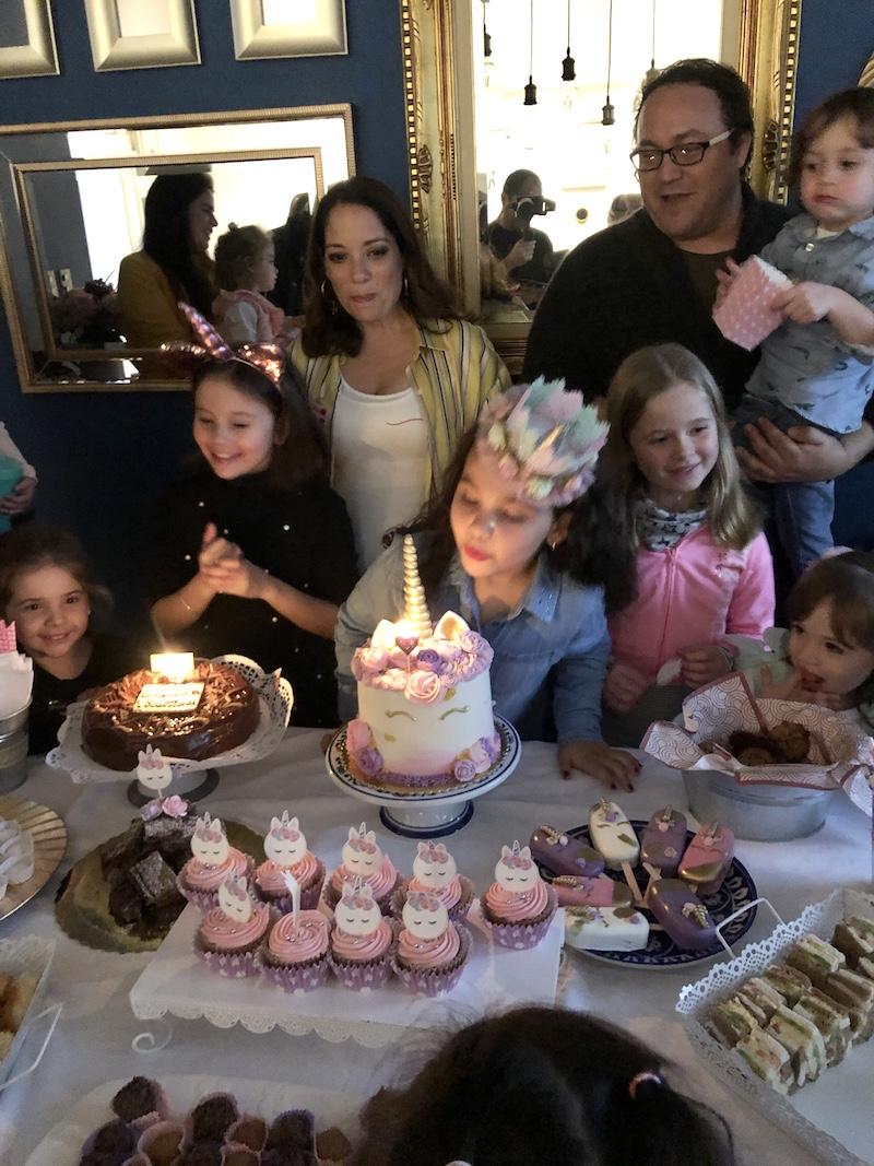 Valentina cumple 7 - La Vida de Serendipity